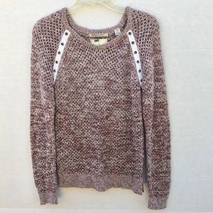 🍩Maison scotch (scotch & soda)knit sweater size 2